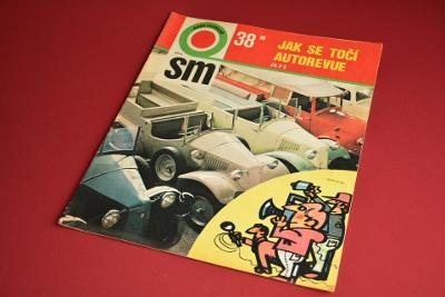 časopis svět motorů 1980/38