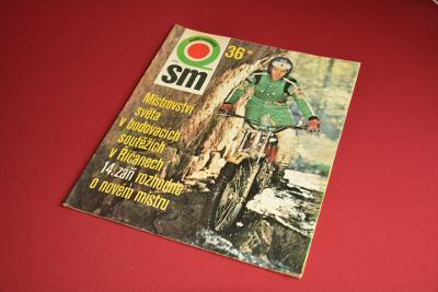 časopis svět motorů 1980/36