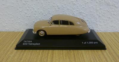 1/43 Tatra T600