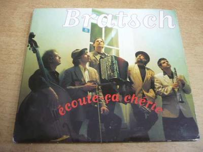 CD BRATSCH / écoute-ca chérie