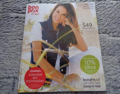 1x Katalog - Bonprix 2019 ---1Kč-- 96 Stran