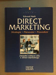 E. Nash: Direct marketing (kniha)