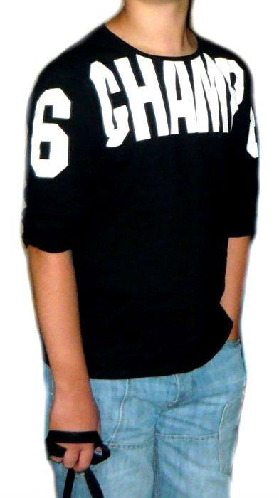 Chlapecké tričko, bavlna, vel. 11 - 12 let