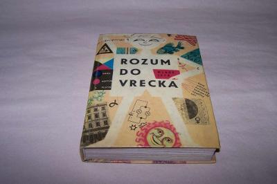 ROZUM DO VRECKA r.1970 slovensky Rozum do kapsy /185/