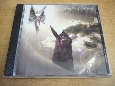 CD ANGELS OF MERCY - POUTNÍK