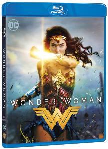 Blu ray Wonder Woman