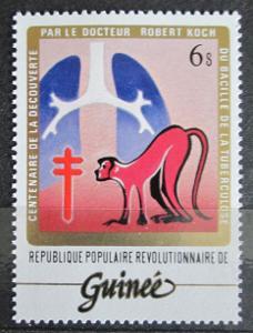 Guinea 1983 Opice Mi# 947 1474