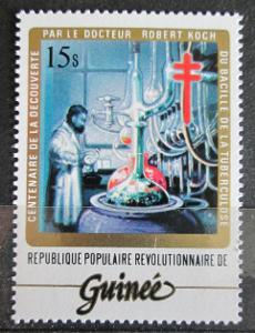 Guinea 1983 Vědec v laboratoři Mi# 951 Kat 4€ 1474