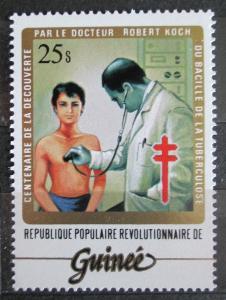 Guinea 1983 Lékař s pacientem Mi# 953 Kat 6€ 1474