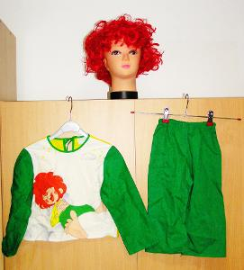 6564 PUMUCKL - karnevalový kostým pro děti vel.104