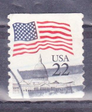 USA - Filatelie
