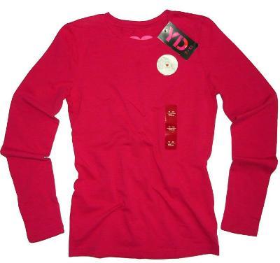 Y.D., dívčí tričko, vel. 11 - 12 let, NOVÉ