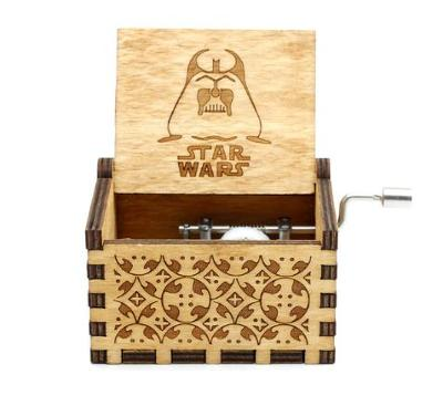 Star Wars - hrací skříňka