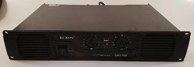 Dexon DAC 500 zesilovač