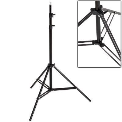 1x Hliníkový stativ pro studiové blesky a světla 68 - 200 cm
