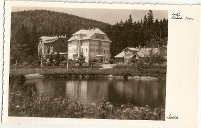 ŠPIČÁK - hotel Prokop - Železná Ruda - Šumava - Klatovy