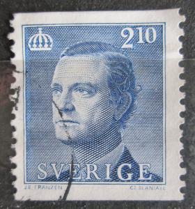 Švédsko 1986 Král Karel XVI. Gustav Mi# 1369 1455