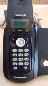 Bezdrátový telefon Panasonic KX-TCA120FX