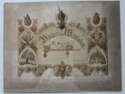 Album, Bilder aus Westfalen ihrer königlichen hoheit, R.L. Friderich