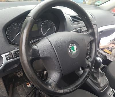 Octavia2 sada airbagu