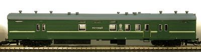 TT-MODEL 2510 Poštovní vůz SZD Ep.III-IV / TT 1:120