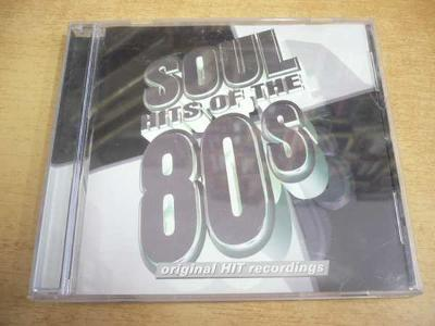 CD SOUL Hits of the 80´s