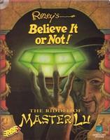 ***** The riddle of master lu ***** (PC) VELKÁ KRABICE