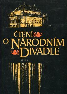Čtení o Národním divadle - Hana Kopecká - 1984