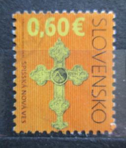 Slovensko 2010 Kříž Mi# 828 0770