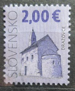 Slovensko 2009 Kostel, Dražovice Mi# 604 0770