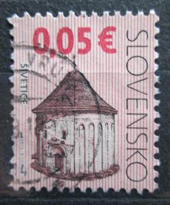Slovensko 2009 Kostel, Šivetice Mi# 599 0770