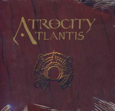 ATROCITY /GER/ - Atlantis-digipack:limited