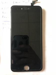 IPHONE 6 PLUS, 6+ , LCD - černý