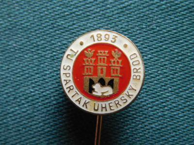 1893 - TJ Spartak Uherský Brod - okres Uherské Hradiště