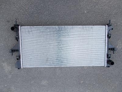 Citroen Jumper  r.v.2006-   chladič vody 2.0D /+AC/, viz.příloha