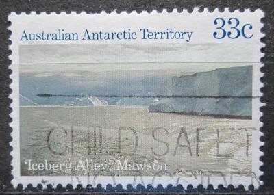 Australská Antarktida 1984 Iceberg Alley Mi# 67 0788