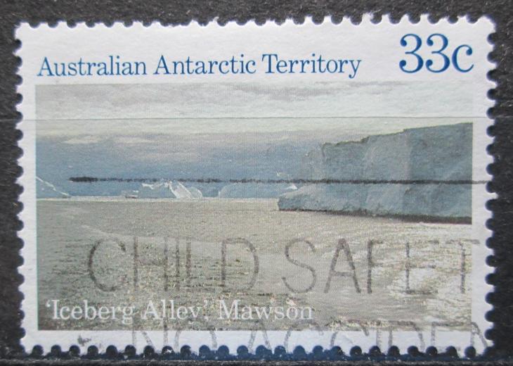 Australská Antarktida 1984 Iceberg Alley Mi# 67 0788 - Filatelie