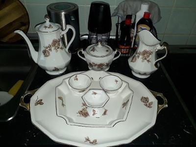 Porcelánový set Slavkov