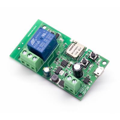 WiFi spínač Sonoff 5V / 7-32 V