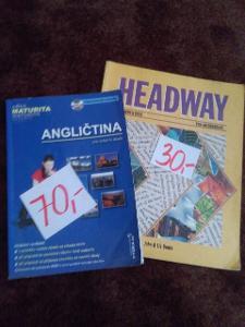 Headway + Angličtina - maturita