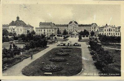 Mladá Boleslav - výstaviště