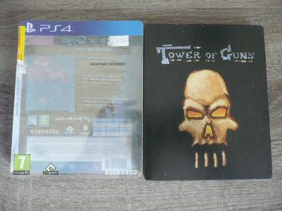 TOWER OF GUNS LIMITED EDITION