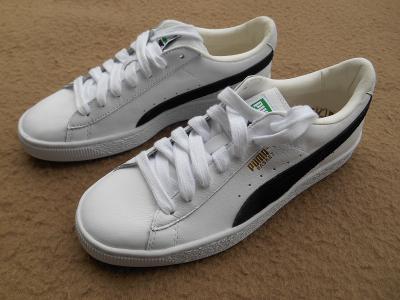 Nové  volnočasové kožené boty zn. PUMA  vel. 44,5