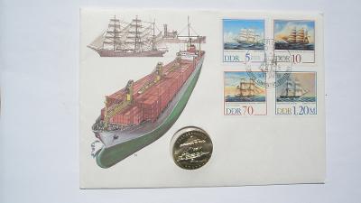 NDR 5 marka 1988 A Rostock