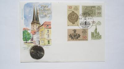 NDR 5 marka 1987 A Nikolai Viertel 750 let Berlina