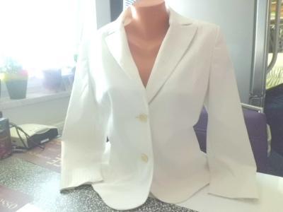 PIETRO fILIPI  2x použitý nádherný kabátek - sáčko  č 40