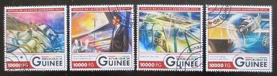 Guinea 2016 Útok na Pearl Harbor Mi# 12006-09 Kat 16€ 1548