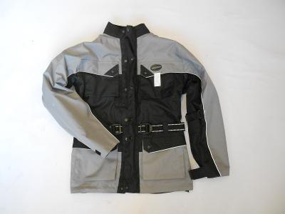 Textilní bunda ZED vel. M- chrániče