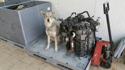Motor Mercedes OM 113 4.3 L