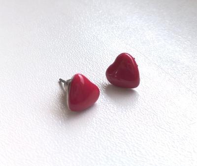 Krásné Náušnice Srdce